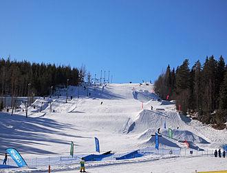 Kortepohja - Laajavuori ski run