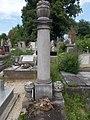 Kápolna Street Cemetery, Martinidesz column, 2017 Pomáz.jpg
