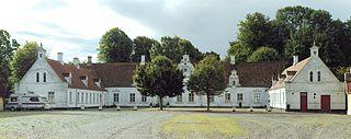Kærbygård danish manor house