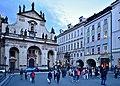 Křižovnické náměstí (Prague), 2019 (01).jpg
