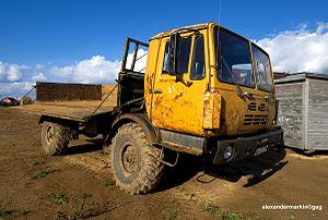Kutaisi Auto Mechanical Plant - Image: KAZ 4540 (Kolhida) (15539654431)