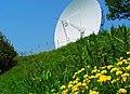 KDDI Yamaguchi satellite communications center. KDDI 山口衛星通信センター - panoramio (1).jpg