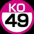 KO-49 station number.png