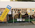 KSUA booth at 2012 Tanana Valley State Fair.jpg