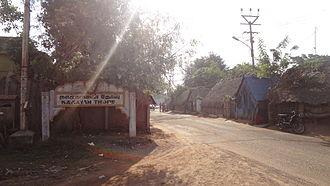 Kakkayanthope - Kakkayanthope village on RC-26