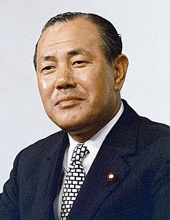Kakuei Tanaka 20th-century Japanese politician