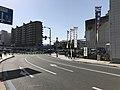 Kalgan-dori Street near Onomichi Station Front Square.jpg
