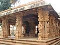 Kalyana Mantapa (hall) in Someshvara temple at Kolar.JPG
