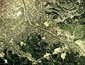 Kamo city center area Aerial photograph.1975.jpg