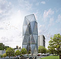 Kamvari Architects, Ajoodaniyeh Tower, Office led Mixed use scheme, 2012.jpg