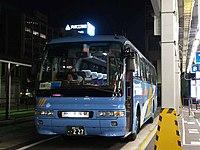東京深夜急行バス検索