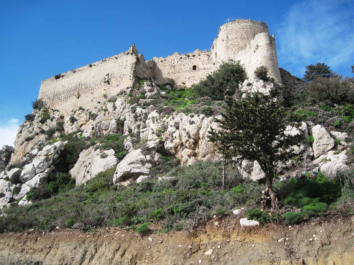 Kantara Castle Wikipedia