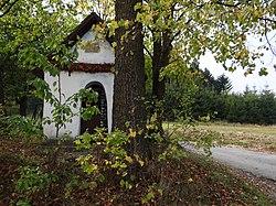 Kapliczka Stryszawa BMa4