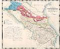 KartaZemelChernomorskogo&CawcazskogoLineynogoKW 1848.jpg