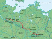 tog til berlin rejsetid