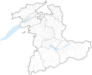 Municipalities of the canton of Bern - Municipalities in the canton of Berne