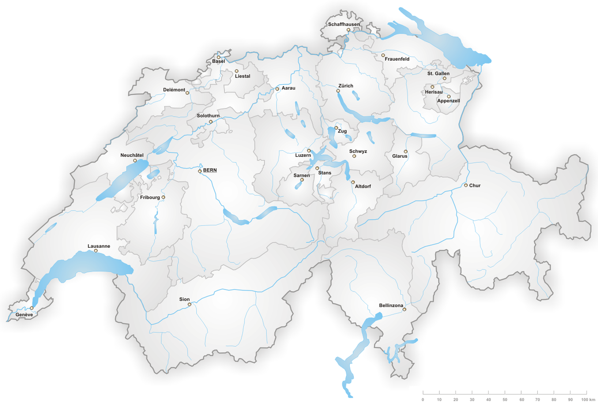 List of twin towns and sister cities in Switzerland - Wikipedia