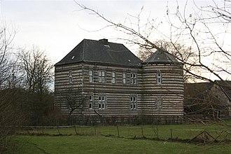 Bocholtz - Castle De Bongard, Bocholtz