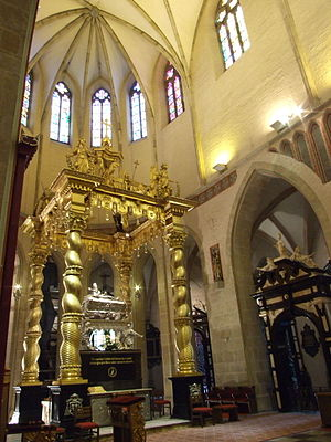 Roman Catholic Archdiocese of Gniezno - Relics of St Adalbert, Gniezno Cathedral