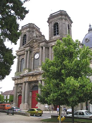 Roman Catholic Diocese of Langres - Langres Cathedral