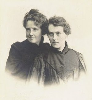 Michael Field (author) - Image: Katherine Harris Bradley & Edith Emma Cooper (2)