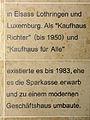 Kaufhaus Knopf, Inschrift 2.jpg