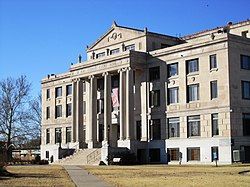 Kay County Oklahoma Courthouse