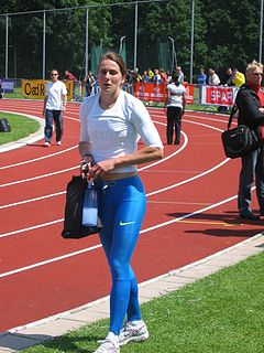 Kelly Sotherton Welsh athletics (sport) competitor