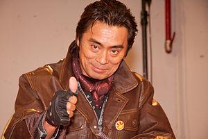 Kenji Ohba - Image: Kenji Oba 20081102 Chibi Japan Expo 02