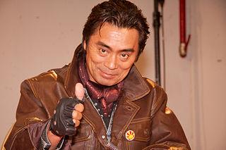 Kenji Ohba Japanese actor and stuntman