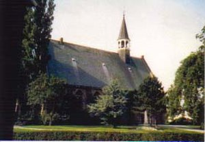 Bernisse - Church in Oudenhoorn