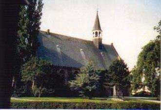 Bernisse - Church in Oudenhoorn