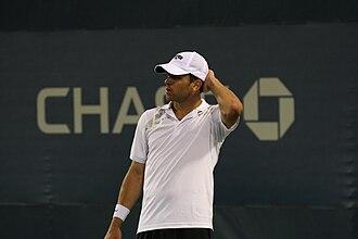 Jordan Kerr - Image: Kerr US Open 01