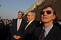 Kerry, Gration, and Walkley at southern Sudan referendum.jpg