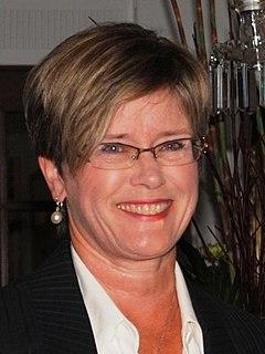 Kerry Prendergast New Zealand politician