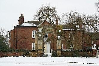 Charles Amcotts - Kettlethorpe Hall, Lincolnshire