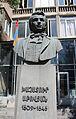 Khachatur Abovyan statue in Armenia 06.JPG