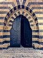 Khan Al-Harir (Silk Khan) Gate After Reconstruction - Aleppo Oct 2020.jpg