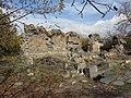 Khumarzham (Khonarvats) Church (4-5c.) ruins, Garni, Armenia - panoramio.jpg
