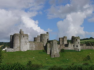 Grade I listed building in Kidwelly. Castle in Wales