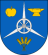 Coat of arms of Kisby