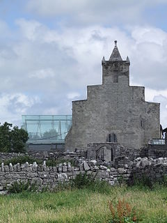 Kilfenora Cathedral Church in County Clare, Ireland