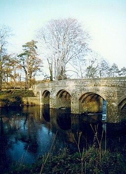 Kilgram Bridge and the River Ure - geograph.org.uk - 339884