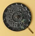 Kinesisk bronsspegel - Hallwylska museet - 98742.tif