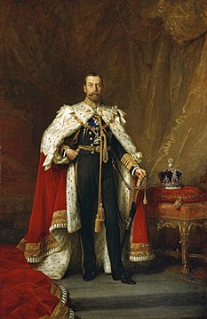 Coronation of George V and Mary