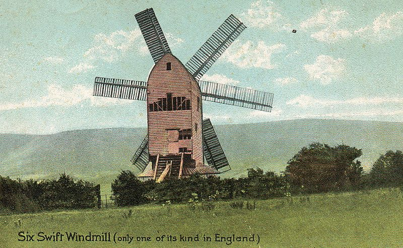Kingston Windmill