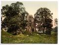 Kirkoswald Castle, near Lazonby, Lake District, England-LCCN2002696871.tif