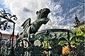Klagenfurt - Lindwurmbrunnen 1.jpg