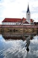 Klagenfurt Viktring Stift Kirche Nord-Ansicht 25032009 48.jpg