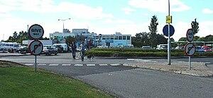 Knutsford - Knutsford motorway service station